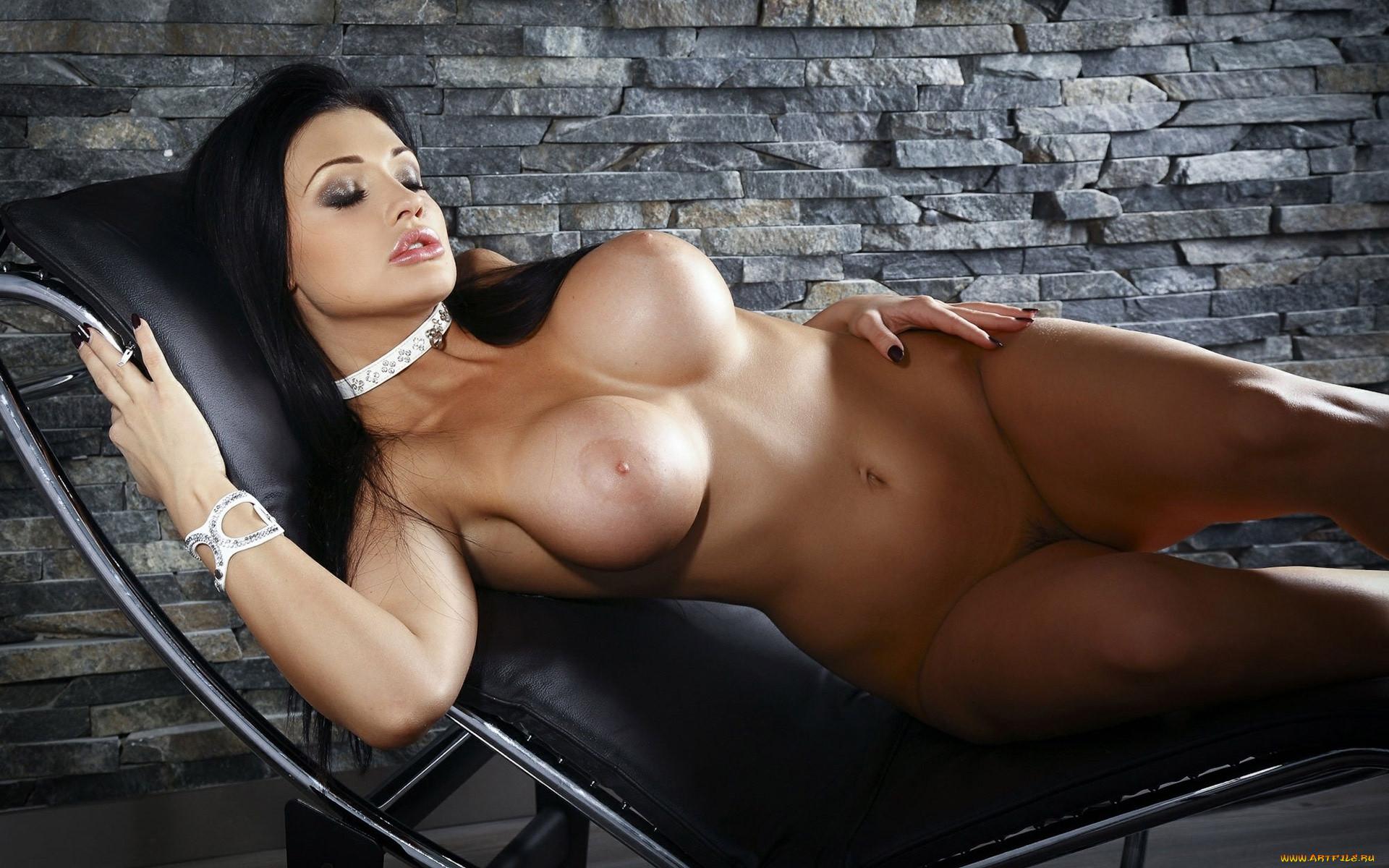 Brunette Model Porn
